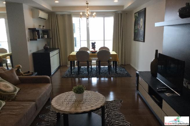 2 Bed Condo for Rent in the Heart of Sukhumvit at Soi 15