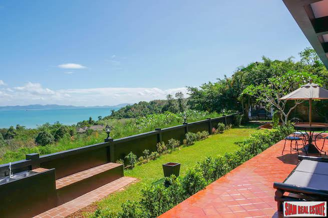 Four Bedroom Villa with Amazing Views of Phang Nga in  Cape Yamu, Phuket