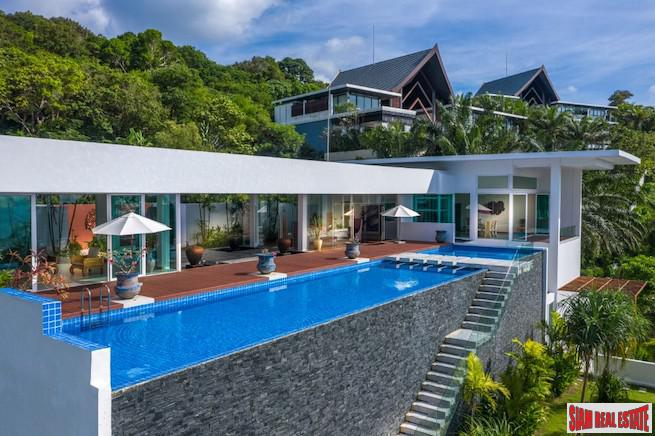 Sea View Super Villa with 4