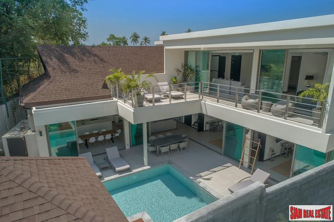 New Four Bedroom, Four Bath Pool Villa Development in Phang Nga