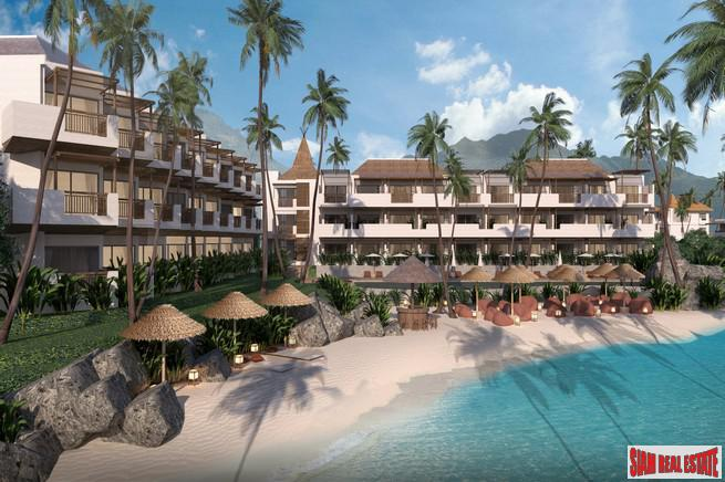 Pre-Sale New Development on Koh Lanta's Saladan Beach - One Bedroom Units - Large Discounts for Early Investors