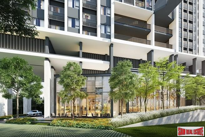 New Condominium Project with City 3