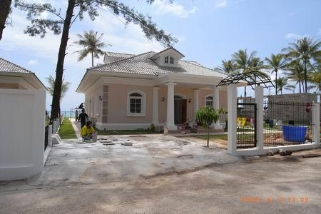 Fantastic beach house in Khao 4