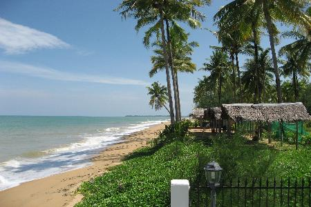Fantastic beach house in Khao 7