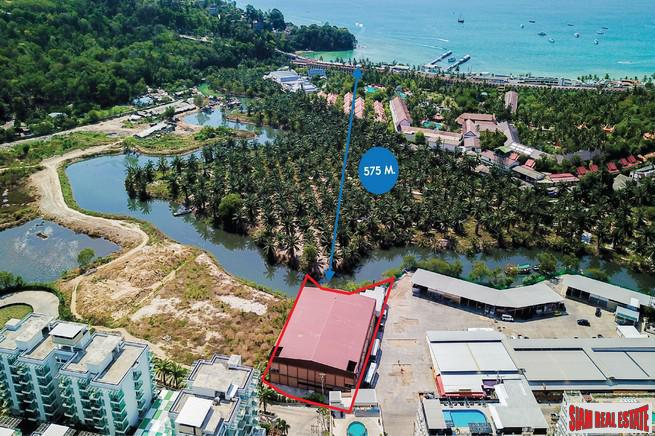 Excellent Investment - Large Land Plot Close to Patong Beach