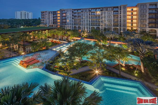 Newly Completed Quality Resort Condo from Leading Thai Developer in Prime Location at Central Hua Hin - Last Few Units at Special Prices!