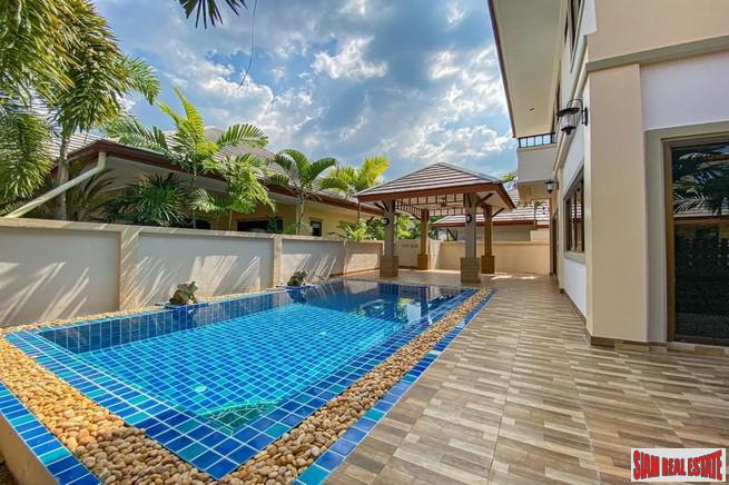 Beautiful 3 bedroom pool villa 3