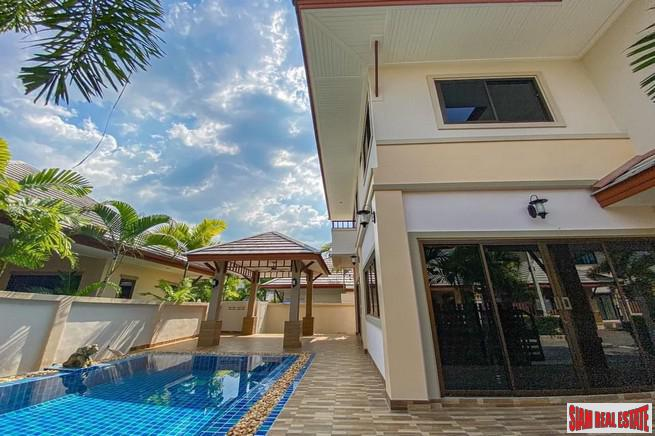 Beautiful 3 bedroom pool villa 4