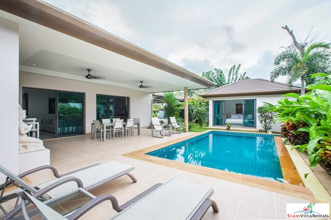 Contemporary 3-Bedroom Pool Villa in Cherng Talay