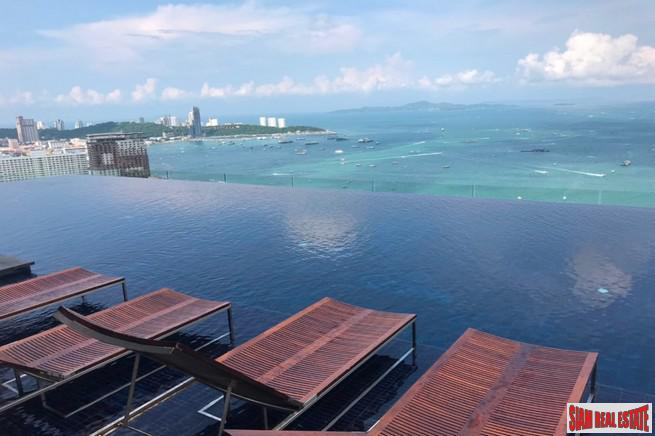 Stunning 2 bedroom condo in the center of Pattaya for rent - Pattaya
