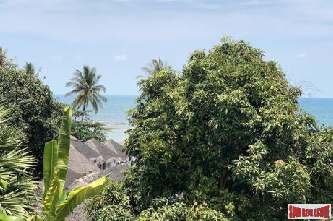 KOH SAMUI LAND FOR SALE 15 METERS FROM THE BEACH   S1650