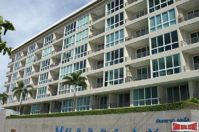 Low rise 1 big bedroom Condo near Jomtian beach for sale - Jomtian