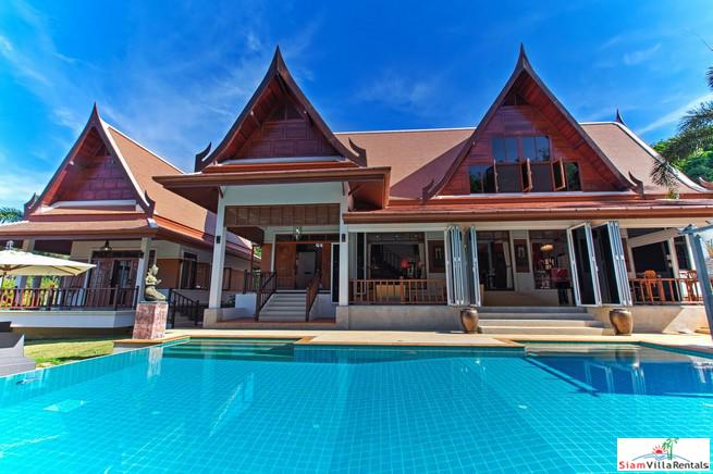 Beautiful Four Bedroom Thai Style 6