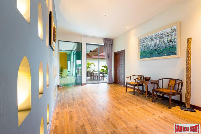 Tropical and Modern Three Bedroom 21