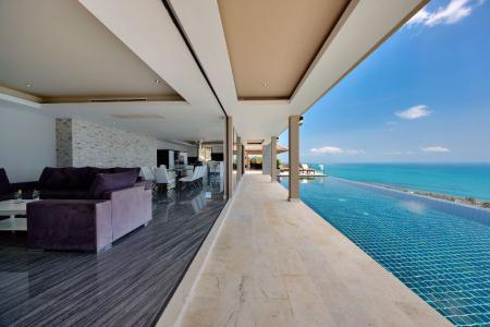 SAMUI VILLA FOR SALE WITH 10% ROI & SPECTACULAR VIEWS  S1138