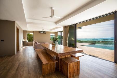 KOH SAMUI VILLA FOR SALE WITH BREATHTAKING VIEWS