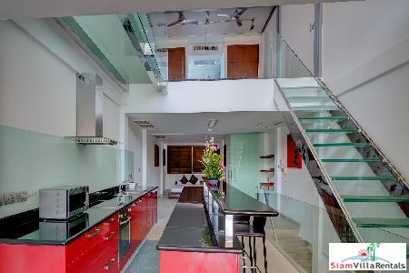 The Lofts | Sensational Two Bedroom Penthouse near Surin Beach