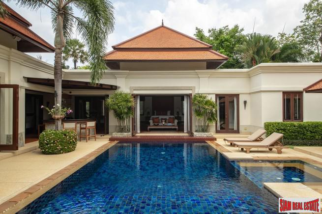 Sai Taan Villas | Immaculate Five Bedroom Tropical Paradise Pool Villa in Laguna