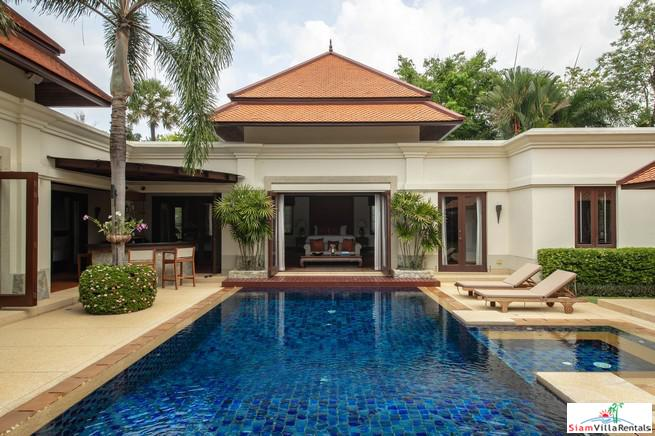Sai Taan Villas | Spectacular Five Bedroom Tropical Paradise Pool Villa for Rent in Laguna