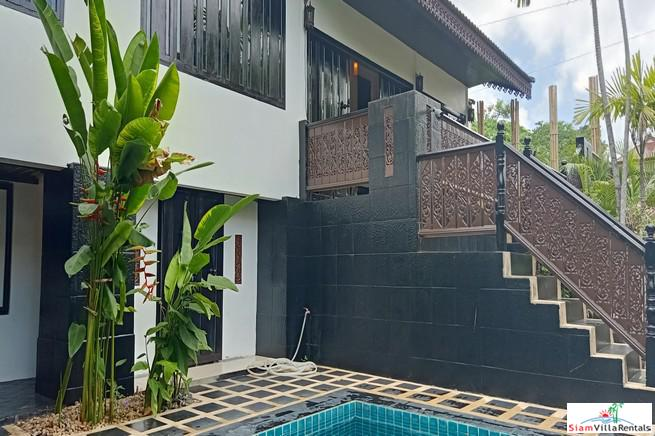 Four Bedroom Two Storey Newly Renovated Home with Private Pool in Rawai