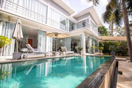 KOH SAMUI VILLA FOR SALE IN QUIET LOCATION  S1656