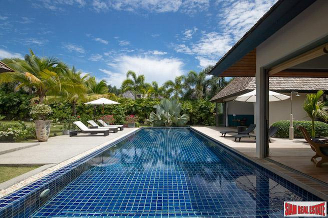 Exclusive Four Bedroom Pool Villa 10