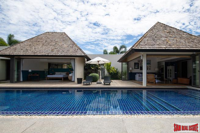 Exclusive Four Bedroom Pool Villa 11