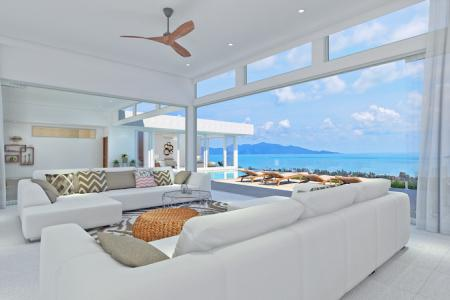 EXTENSIVE KOH SAMUI VILLA FOR 4