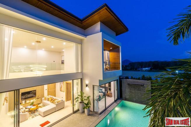 Luxury Contemporary Pool Villa Development 17
