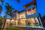 Luxury Contemporary Pool Villa Development in Cherng Talay