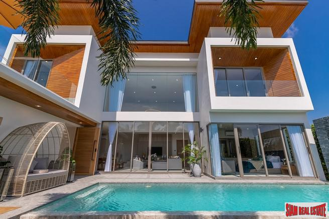 Luxury Contemporary Pool Villa Development 6
