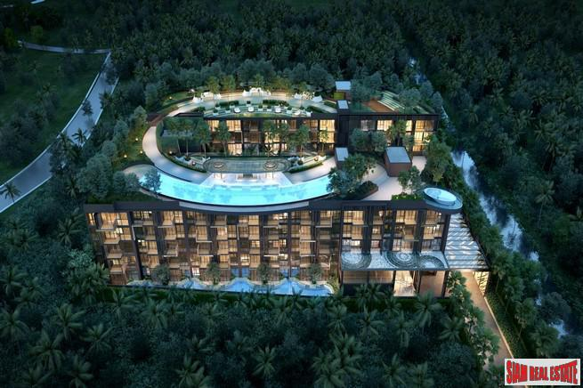 Luxurious New Development 200 Meters from Kamala Beach - One Bedrooms