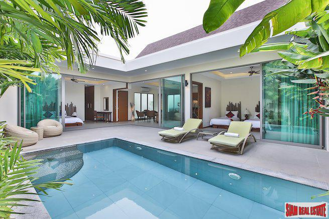 New Development ....2 Bedroom Villa Pool option in Tay Muang , Phangnga