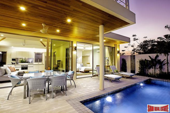 New Development ....3 Bedroom Villa Pool option in Tay Muang , Phang Nga
