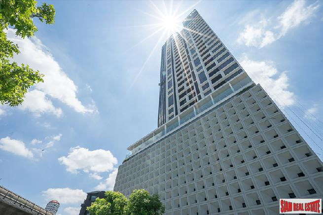 Newly Completed Luxury Condos at Trendy area of Thong Lor, next to BTS - 2 Bed Units - Up to 23% Discount!