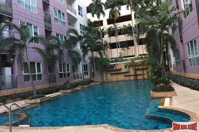 Large Three Bedroom, Two Bath Condo in Thong Lo Low Rise Building