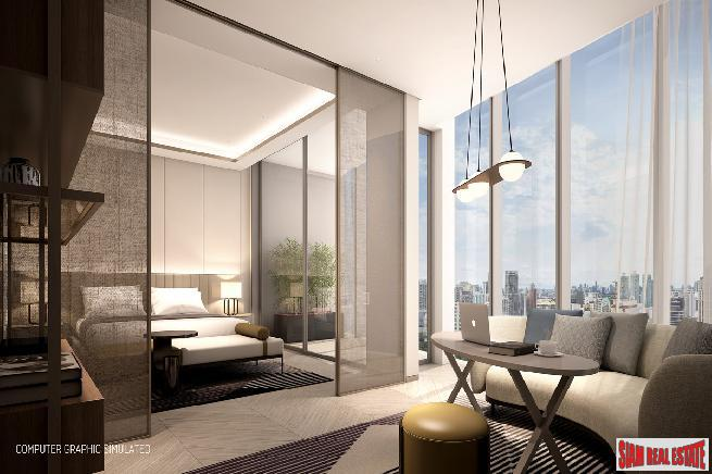 Super Luxury Off-Plan High-Rise Condo 10