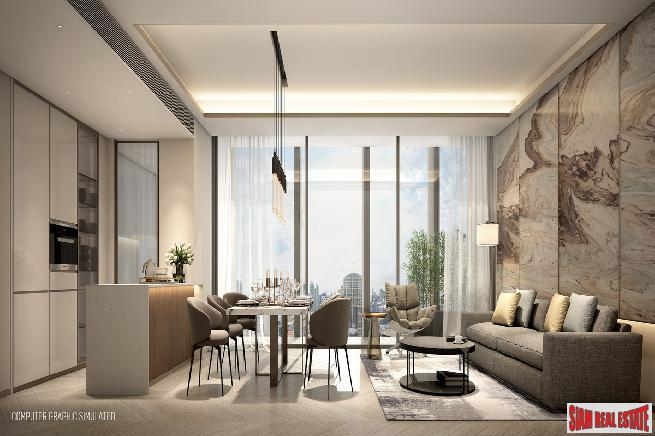Super Luxury Off-Plan High-Rise Condo 9