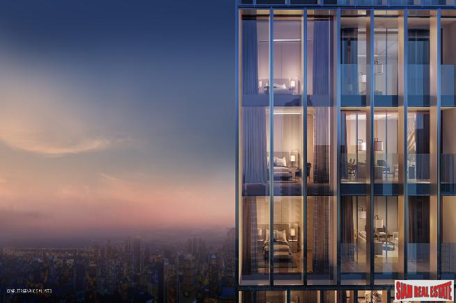 Super Luxury Off-Plan High-Rise Condo 2