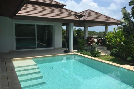 KOH SAMUI VILLA FOR SALE NEAR THE BEACH  S903