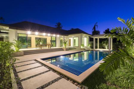 BALI STYLE KOH SAMUI VILLAS FOR SALE S944