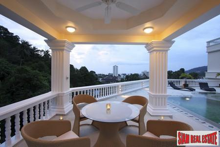 Sea View Apartments for Rent at Karon Beach, Phuket