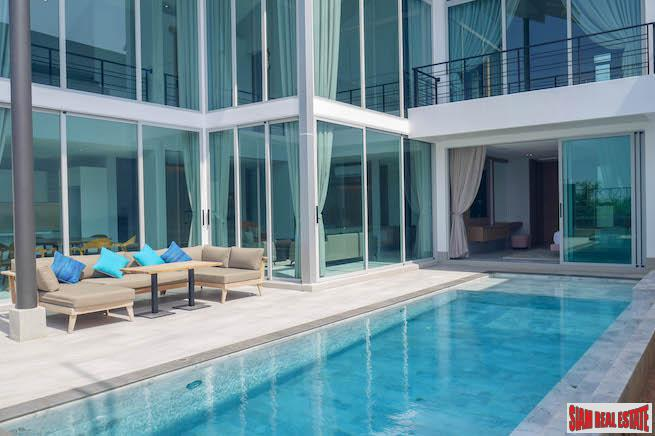 New 3-Bedroom Pool Villas in Pasak Area, Phuket