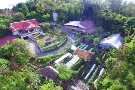 UNIQUE KOH SAMUI BUSINESS & HOME FOR SALE  S1666