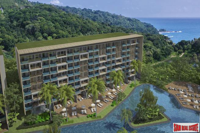 Exceptional Pre-Launch Opportunity with New Luxury One Bedroom Development in Patong, Phuket