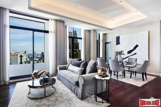 Ultra-Luxury Three Bed Condos at BTS Phrom Phong - The Diplomat 39