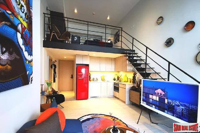 Luxury Loft Duplex Condos in 11