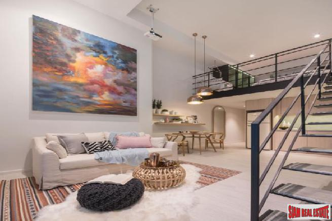 Luxury Loft Duplex Condos in 9