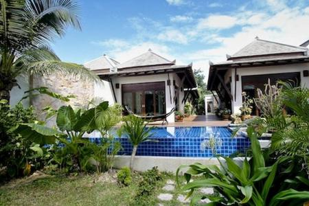 Absolute Beach Front Pool Villa for Sale in Koh Lanta