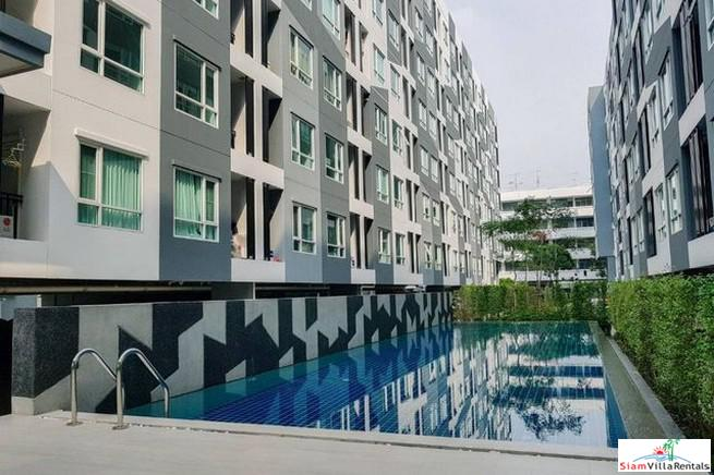 Pool View Two Bedroom Condo for Rent in On Nut